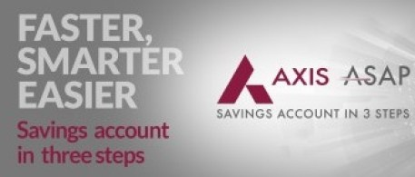 How To Open Axis ASAP Saving Account Online