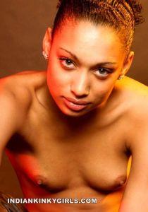 Desi Nude Model