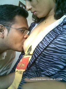 Indian Wife Breastfeeding Husband pictures _002