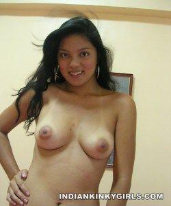 Desi Girlfriend Nude