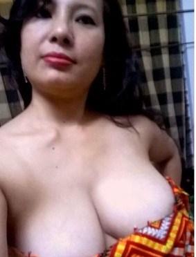 Hot Desi Assamese Wife Stripping Saree Exposing Big Boobs