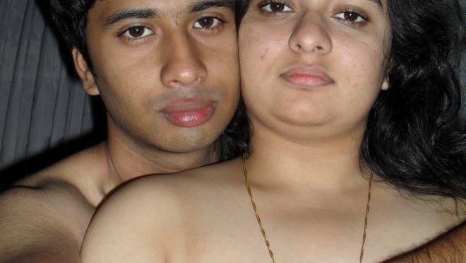 Newly Wed Honeymoon Nude Pics With Milky Boobs