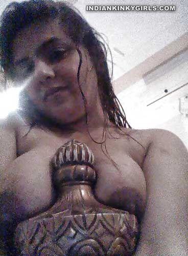 chubby desi mba student taking big boobs selfies 003