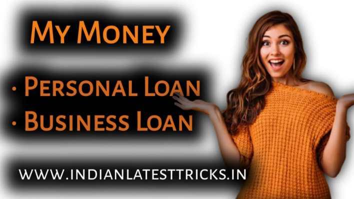 My Money Loan Application