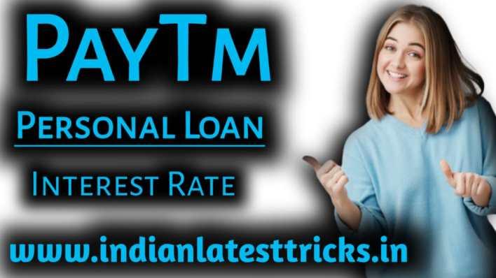 PayTM Personal lOan
