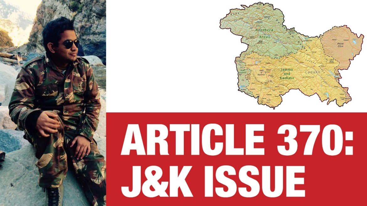Article 370: Review by a Law Graduate