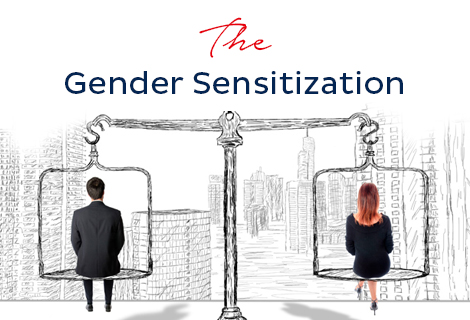 Gender sensitization : View of a Law Student