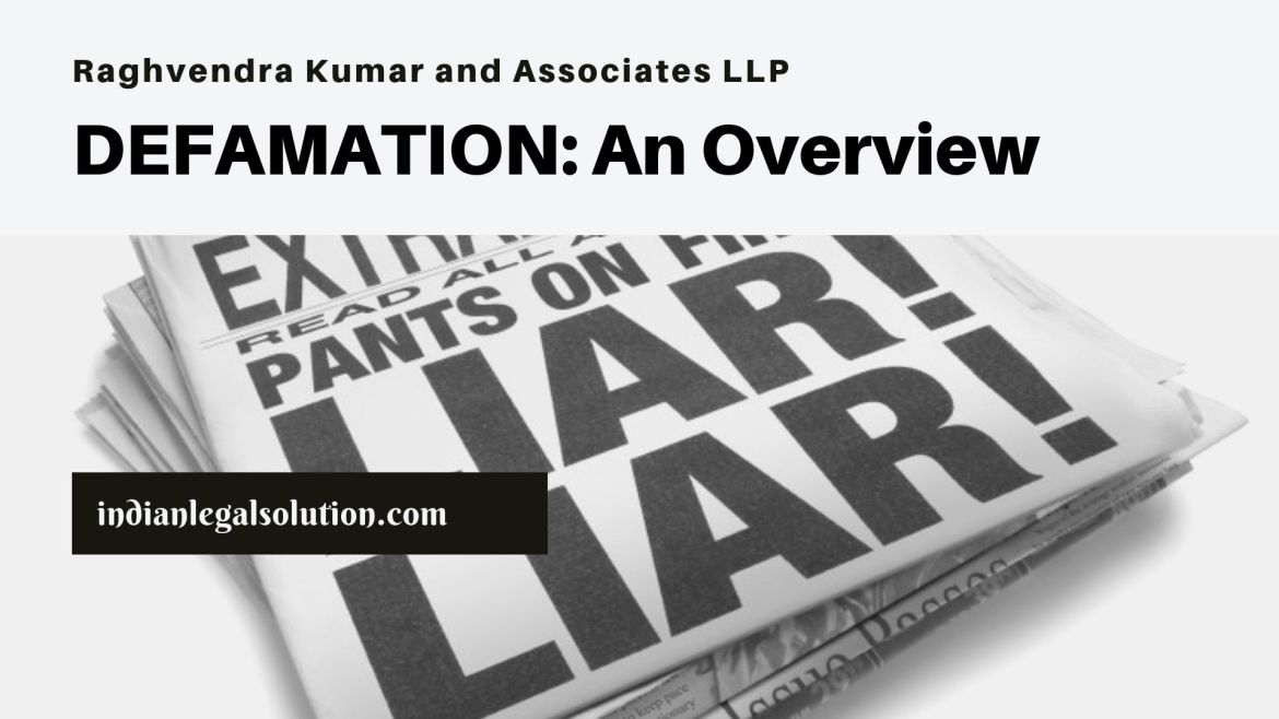 DEFAMATION: An Overview