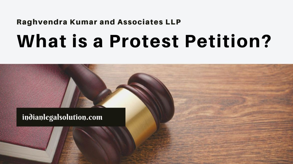What is a Protest Petition?