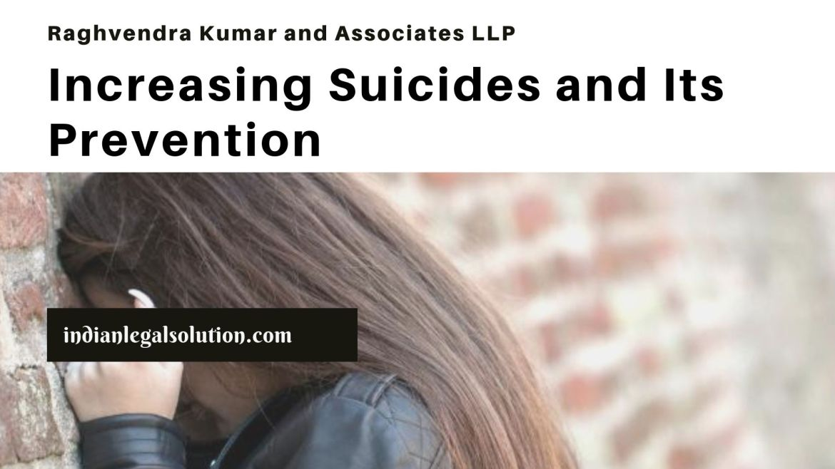 Increasing Suicides and Its Prevention