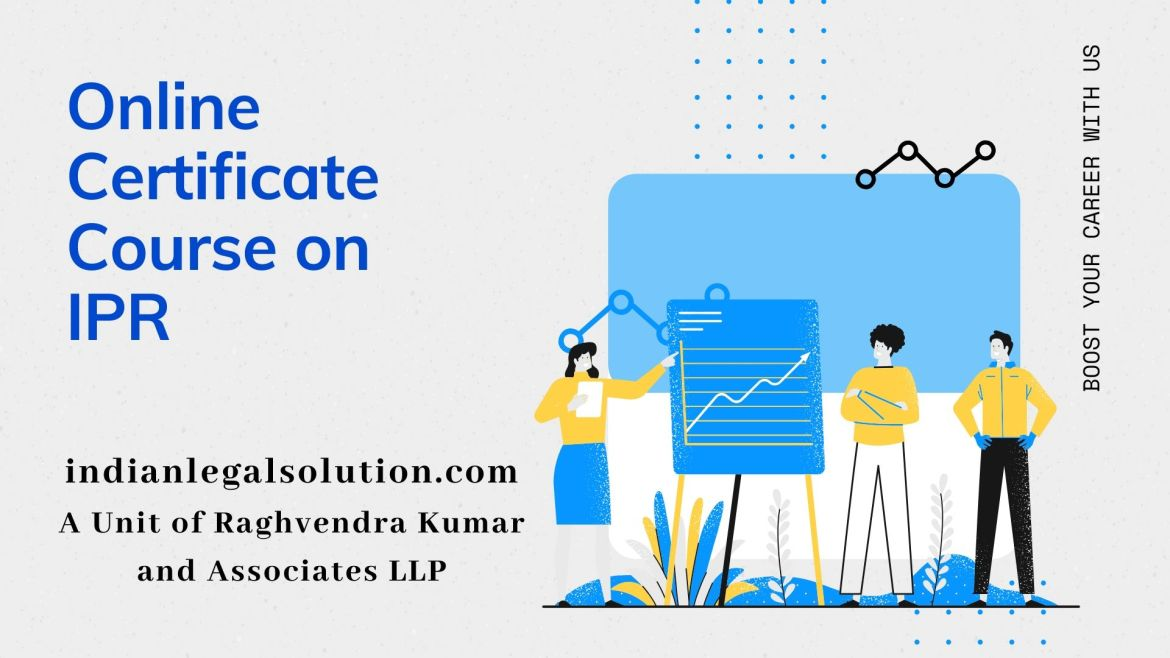 Certificate course on IPR by indianlegalsolution.com (2nd batch)