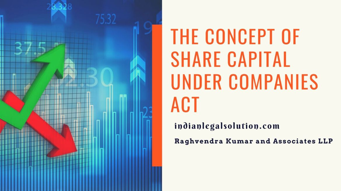 The concept of share capital under Companies Act