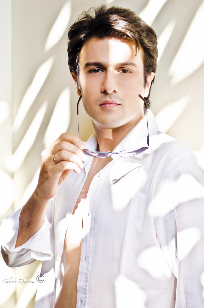 Actor And Model Pushkar From Mumbai INDIAN MALE MODELS