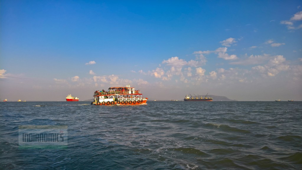 Local Ferry - The people carrier on the seas