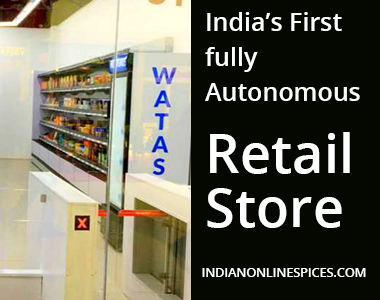 What a sale supermarket kochi ' India's First fully Autonomous Retail Store