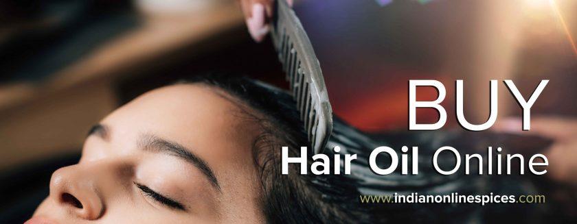 Buy hair oil online