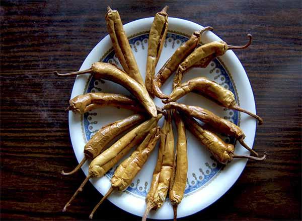 Dahi mirchi recipe