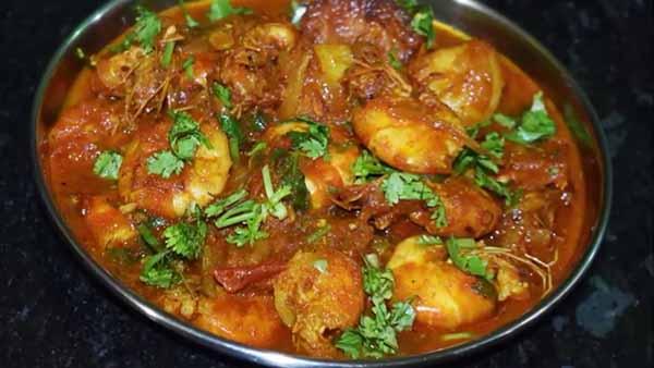 Jhinga curry recipe in hindi