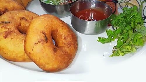 Sambhar vada recipe
