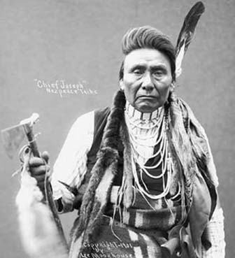 Image result for chief joseph
