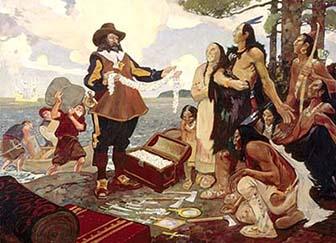 Fur traders - Fur trading in early North America