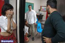 Teacher Fucking Innocent School Girl In The Classroom XXX Porn Pictures