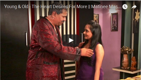 Young & Old - The Heart Desires For More -- Matinee Masala