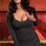 Sunny Leone Nude Black Bra & Panties Photo full hd nude images xxx images 1