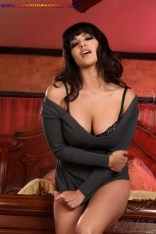 Sunny Leone Nude Black Bra & Panties Photo full hd nude images xxx images 2