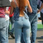 Beautiful girl with big ass walking sexy big ass images 1