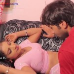 Hot Bhabi Romance with SalesMan Ka Romance fucking as doggy style playing with tits Big Boobs Full HD Porn00011