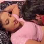 Hot Bhabi Romance with SalesMan Ka Romance fucking as doggy style playing with tits Big Boobs Full HD Porn00015