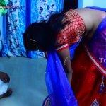 Indian Kamasutra Part 2 Family fuck Good fucking as doggy style Rajavari Kamasutra Romantic playing with tits Big Boobs Full HD Porn00001