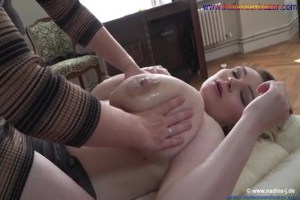 pressing boobs to take mik from her mother boobs drinking mothers milk images Full HD Porn Marie Milks Mickys Massive Mammaries00017
