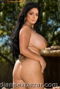 Bollywood Actress Sridevi Big Boobs Nude Sex Porn Images BIG BOOBS PORN indiansexbazar (21)