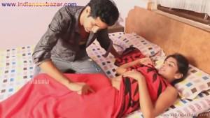 बिचारी भाभी फस गयी देवर के जाल में Devar Bhabhi Romance In Bedroom Indian XXX Pic (1)
