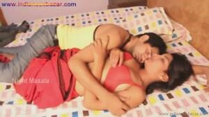बिचारी भाभी फस गयी देवर के जाल में Devar Bhabhi Romance In Bedroom Indian XXX Pic (19)