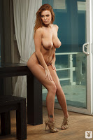 Leanna Decker Red Panty
