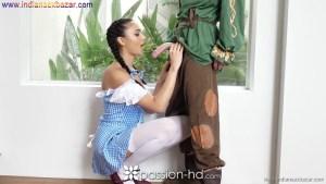 Cute Teen Ariana Marie Drinking Big Black Dick On Halloween Full HD Porn 4K Porn Video XXX Nude Photo Free (2)