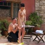 Hot Waiter Is Seduced By Classy Girl Ariana Marie Full HD Porn Free 4K Porn (4)