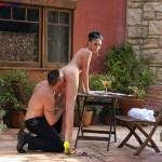 Hot Waiter Is Seduced By Classy Girl Ariana Marie Full HD Porn Free 4K Porn (5)