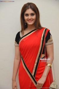 Sexy Indian Bhabhi In Saree Blouse Very Hot And Sexy Striping Saree Photos (14)