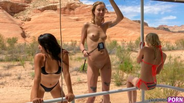 Spring Break Lake Powell Xxx Threesome Porn In Hd Quality