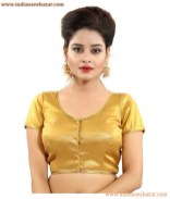 Without Saree Porn Indian Girls In Tight Fitting Blouse Showing Nice Boobs Very Hot Pictures (2)