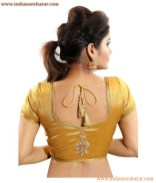 Without Saree Porn Indian Girls In Tight Fitting Blouse Showing Nice Boobs Very Hot Pictures (3)