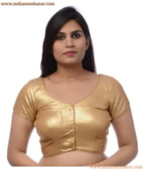 Without Saree Porn Indian Girls In Tight Fitting Blouse Showing Nice Boobs Very Hot Pictures (4) 1