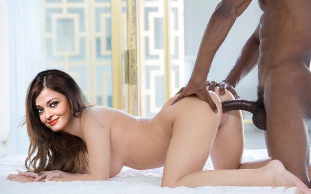 Nude Aishwarya Rai Enjoying With Big Black Cock Full HD XXX Porn Pic Indian Bollywood Actress Porn 4