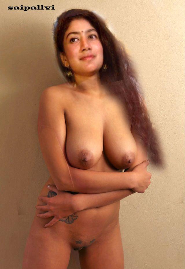 Nude Sai Pallavi Naked XXX Ass Pussy Boobs Sex Photos Indian Film Actress Porn (7)