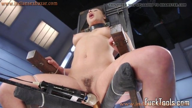 Sex Toy And Dildo In Girls Pussy XXX Photos Naked Girl Tied To Chair And Pussy Torturing Hardcore Pic 5
