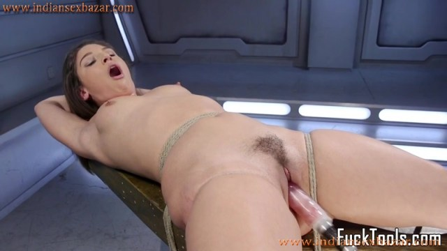 Sex Toy And Dildo In Girls Pussy XXX Photos Naked Girl Tied To Chair And Pussy Torturing Hardcore Pic 7